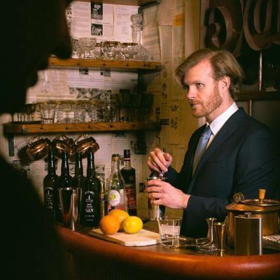 Max Lents of Baltimore Spirits Company