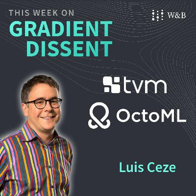 OctoML CEO Luis Ceze on accelerating machine learning systems