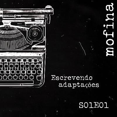 Mesa de Roteiristas S01E01 - Escrevendo adaptações