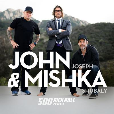 John Joseph & Mishka Shubaly Are My Reservoir Dogs