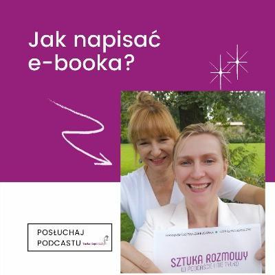 #20 Podcast Jak napisać e-booka?