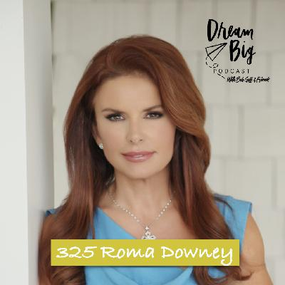 Roma Downey - Making Big Stories Come Alive
