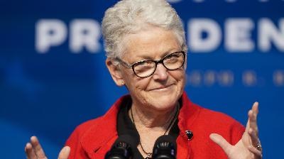 White House Climate Adviser Gina McCarthy On Summit