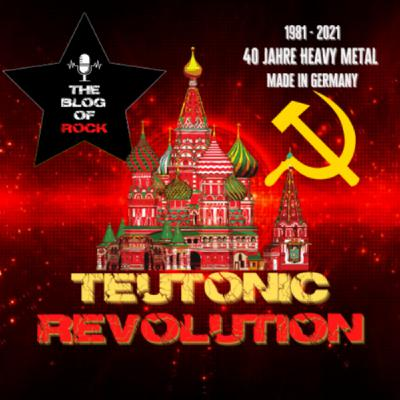 TEUTONIC REVOLUTION - Хэви-метал из Германии в России (Deutscher Heavy Metal in Russland)
