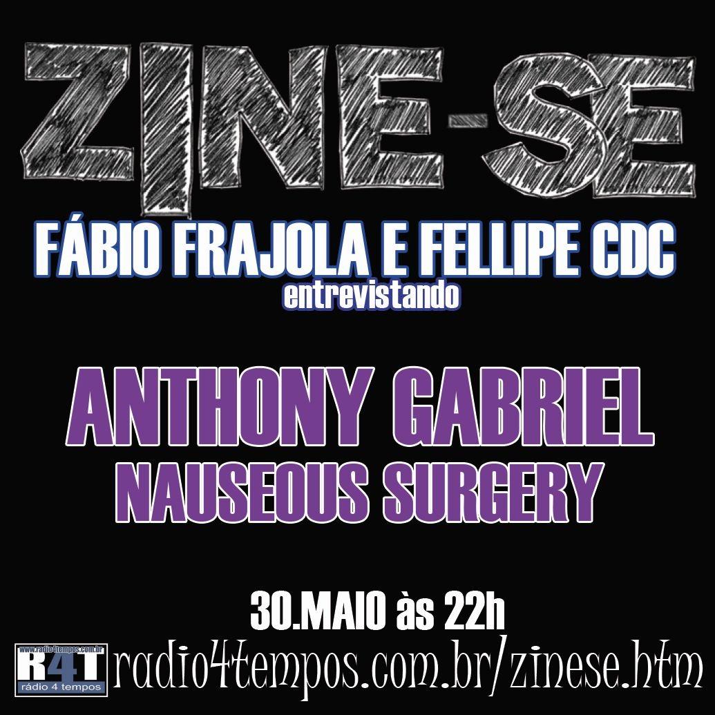 Rádio 4 Tempos - ZINE-SE 92 30MAI18