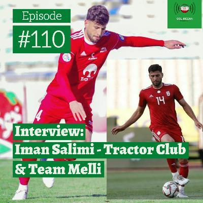 Interview: Iman Salimi | مصاحبه با ایمان سلیمی