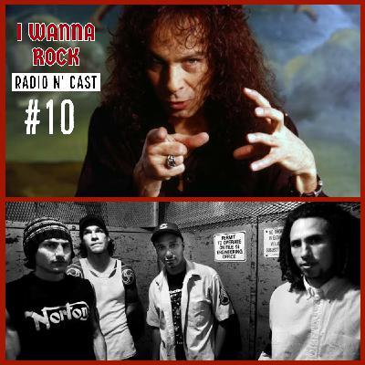 I Wanna Rock #10- 10 anos sem Dio, reunião do Rage Against The Machine adiada e lançamentos da semana.