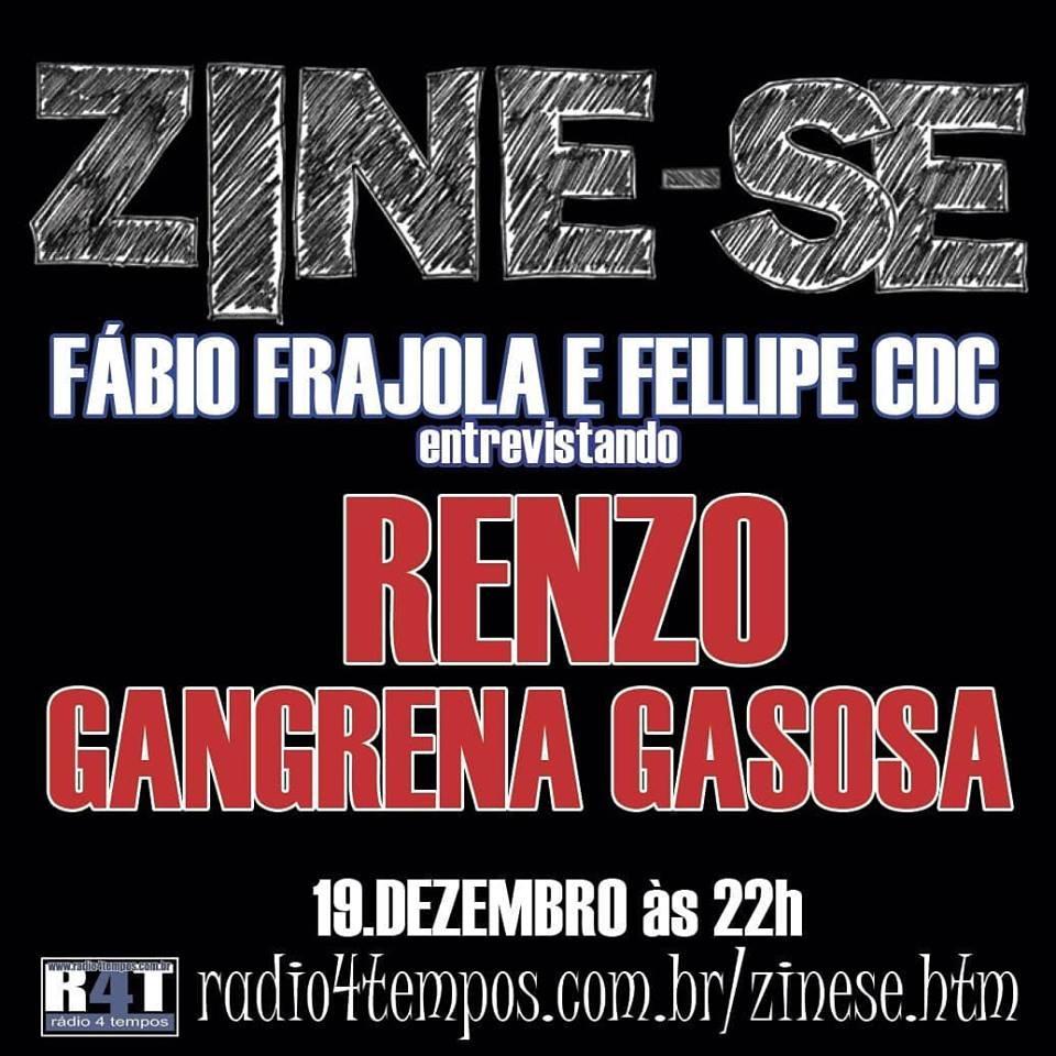 Rádio 4 Tempos - Zine-se 120