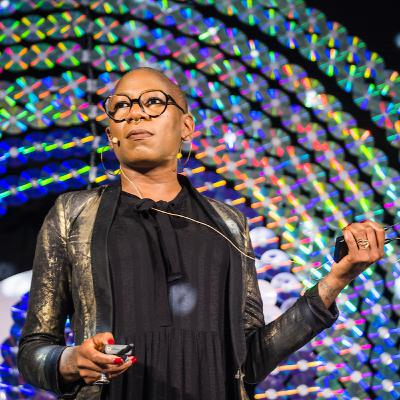 Systems thinking and reframing activism with Adah Parris
