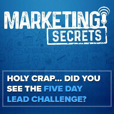 HOLY CRAP... Did You See The Five Day Lead Challenge?