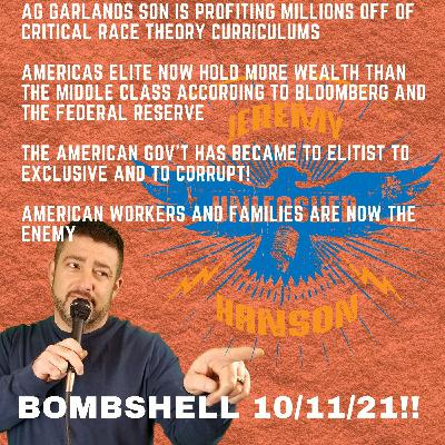 Elitists 1% own more wealth in America than all middle class combined!!!  BOMBSHELL REPORT!!!!!!