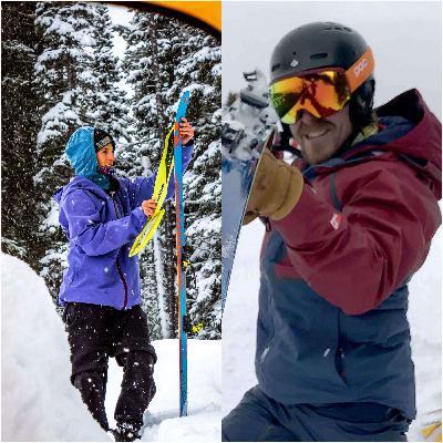 23. Sophia Schwartz and Sean McCoy (GearJunkie) - Backcountry Skiing Gear