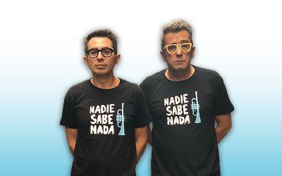 Nadie Sabe Nada: las aventuras de Alcachofa, Madurito y Gafitas (06/03/2021)