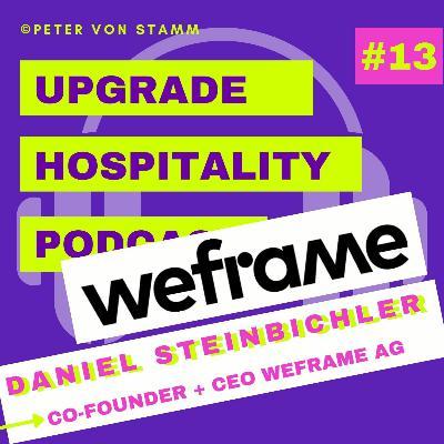 #13: Weframe und die Better Meeting Alliance - CEO Daniel Steinbichler im Interview