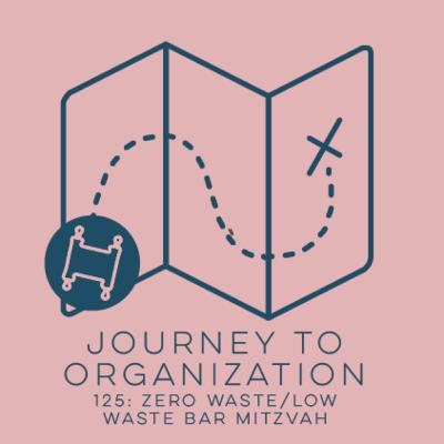 125: Zero Waste (Low Waste) Bar Mitzvah