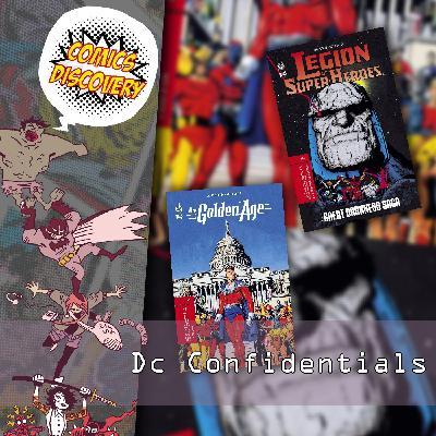ComicsDiscovery S05E10: Dc confidentials