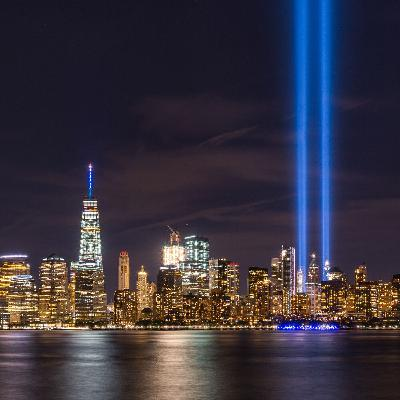 The 9/11 Tribute in Light Was Dark in 2020