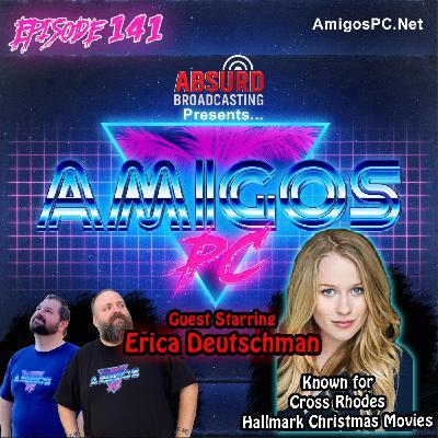 "141. Erica Deutschman, the ""Little Less Delusional Erica"" from Cross Rhodes"