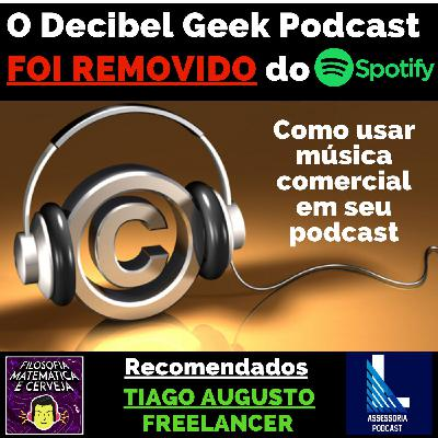 Como usar música comercial em seu Podcast