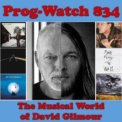 Episode 834 - The Musical World of David Gilmour