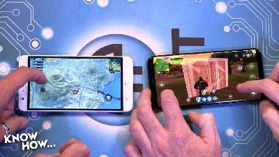 KH 409: Mobile Gaming