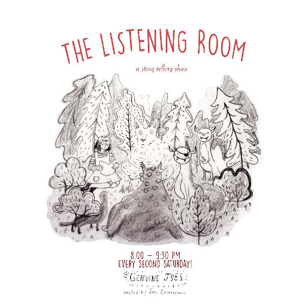 The Listening Room | Listen Free on Castbox