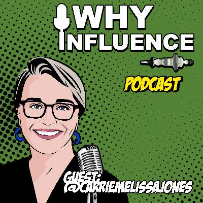How Carrie Jones built an Online Brand Community and helped organizations succeed! | 071