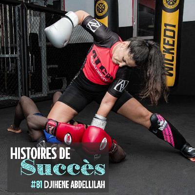Les combats de la guerrière Djihene Abdellilah, championne du monde de grappling
