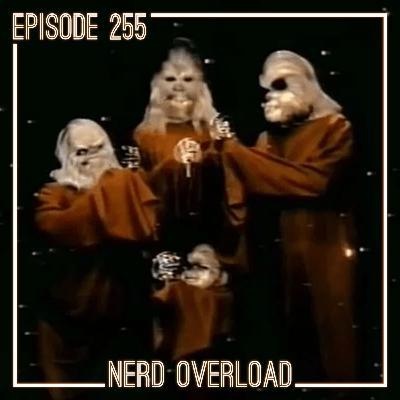 Episode 255 - Pre-Star Wars Jitters