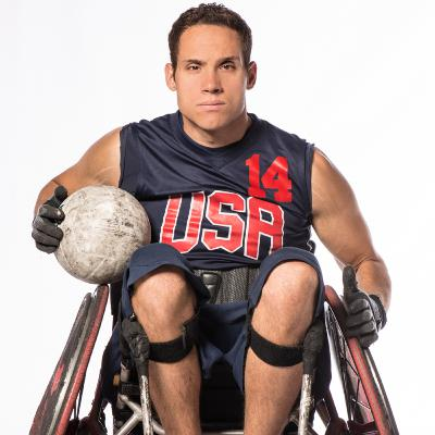 Finding Opportunities within the Obstacles with Joe Delagrave, USA Paralympic Rugby Captain