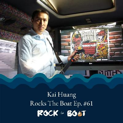 61 | Guitar Hero: Kai Huang