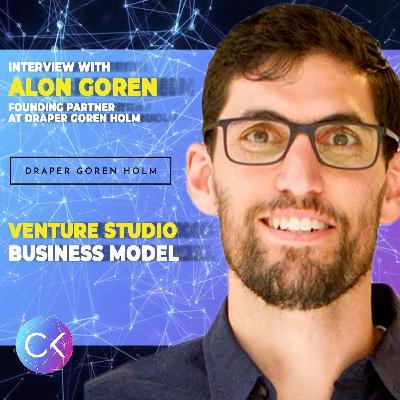 🔝Venture Studio Business Model (w/ Alon Goren & Constantin Kogan)