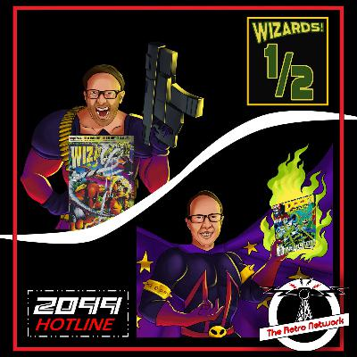 WIZARDS The Podcast Guide To Comics | Mini-Episode 22.5