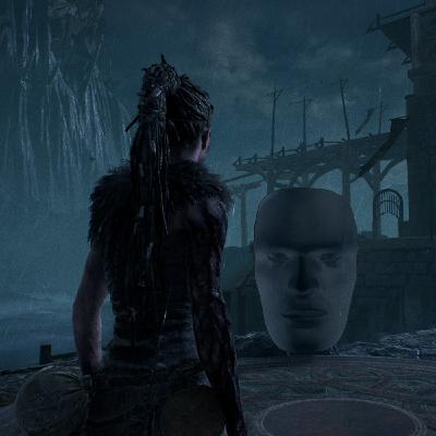 LTTG | Hellblade: Senua's Sacrifice #08 - The Trials of Odin: The Tower