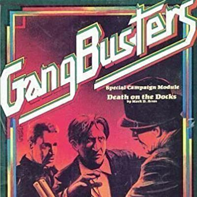 """Gangbusters """"Death on the Docks"""" - Part 3"""