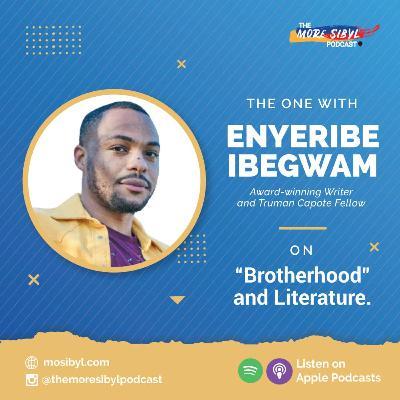 떠돌이 작가  The One with Enyeribe Ibegwam – On Identity, Becoming a Writer, & Other Stories: Episode 24 (2020)