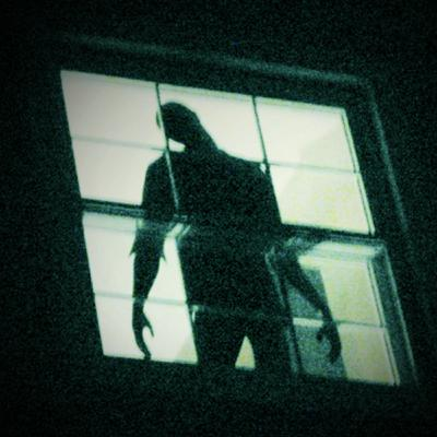 In my town, you don't look out of your windows at night
