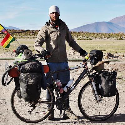 Javier Colorado. Tres años de vuelta al mundo en bici (T1-E13)
