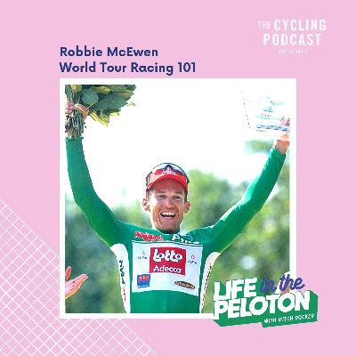 23: Life in the Peloton –Robbie McEwen