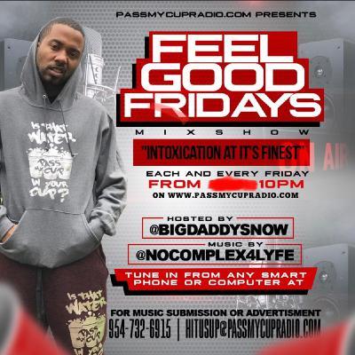 Feel Good Friday Millions @Bigdaddysnow