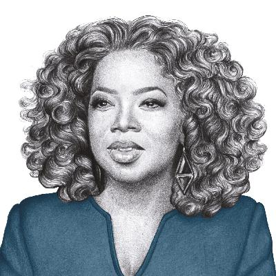 Oprah Winfrey read by Gayle King