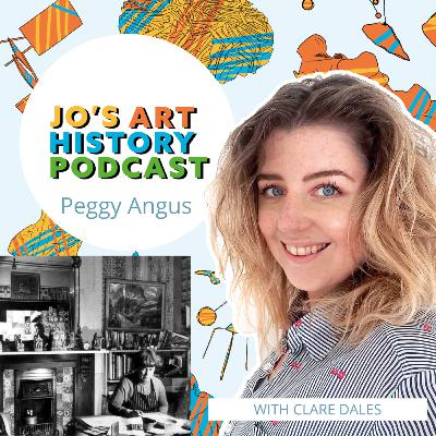 29. Peggy Angus with Clare Dales