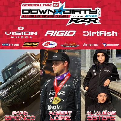 #432 - The Ford Bronco, Off-Road Winner Robert Loire, & the Al Qubaisi Sisters