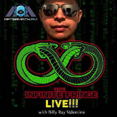 The Infinite Fringe Live 10/14/1021 W/ Tony Arterburn