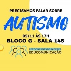 Vamos falar sobre autismo?