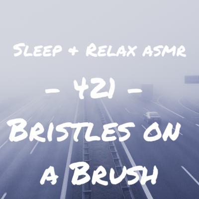 Bristles on a Brush