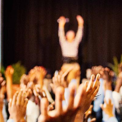 407 - Nossa primeira conferência... Em inglês! 😎