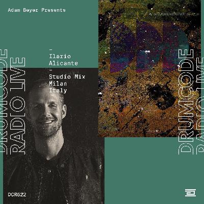 DCR522 – Drumcode Radio Live – Ilario Alicante studio mix recorded in Milan