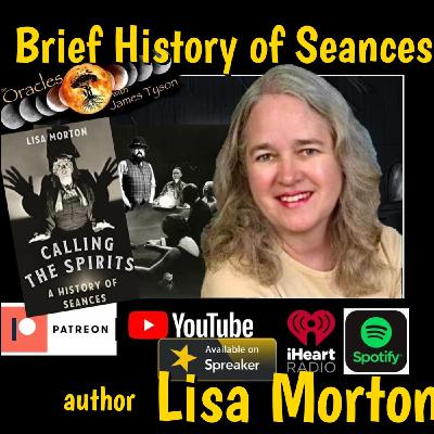 A Brief History of Seances with author Lisa Morton