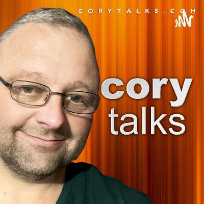 Cory Talks S03 E08 - Mon 8 Mar 2021